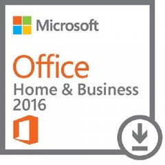 Microsoft Office HOME & BUSINESS 2016 (1PC)